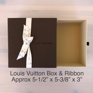 Louis Vuitton - Empty Box Only